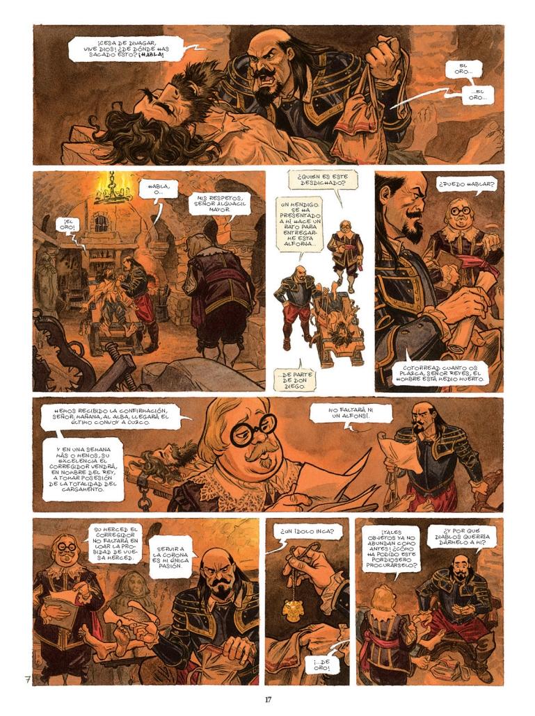 Página Buscón de las Indias - 05