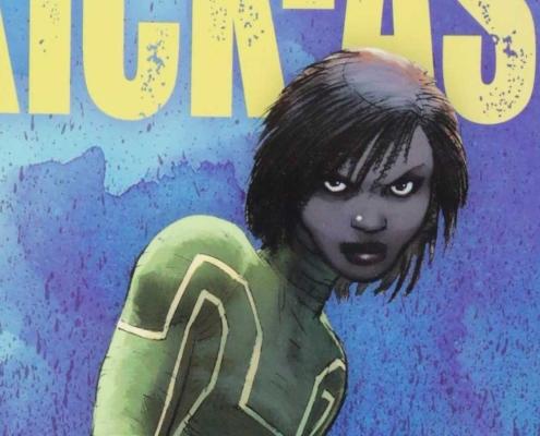 Detalle portada Kick-Ass: La chica nueva