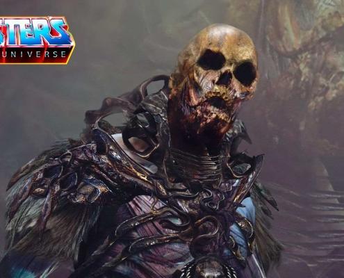 Paul Gerrard - MOTU Skeletor