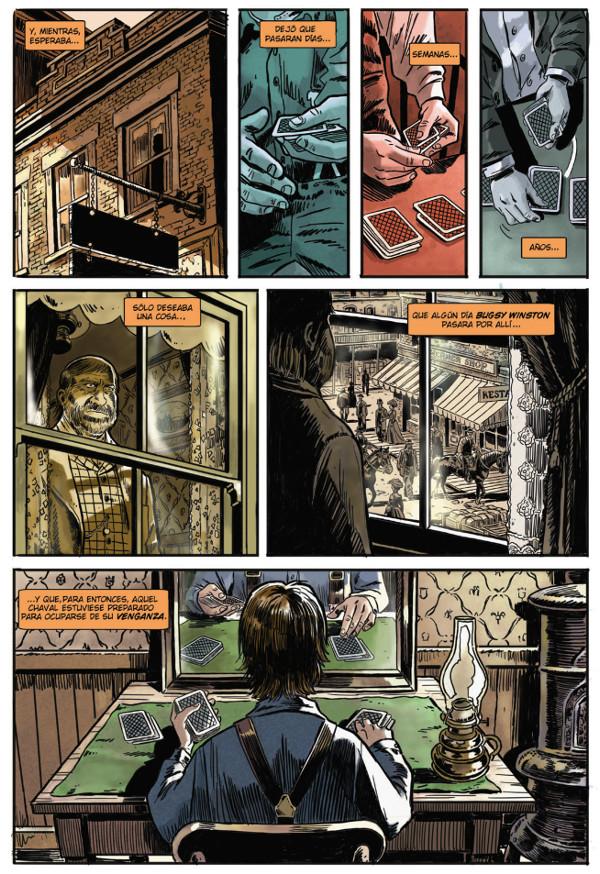 Página El último tahur - 01