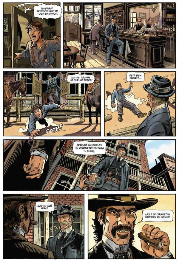 Página El último tahur - 02