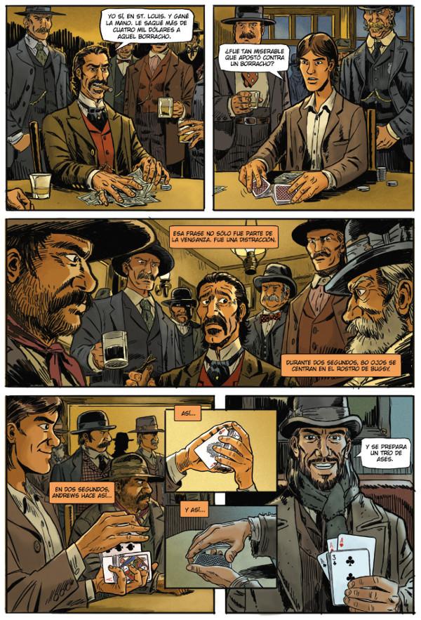 Página El último tahur - 03