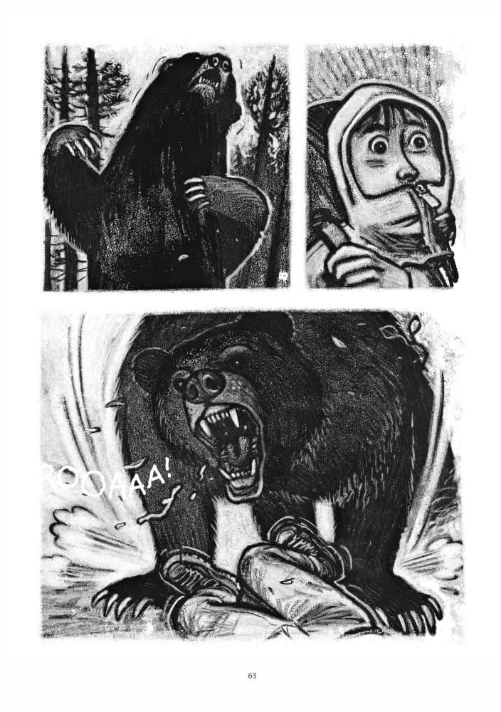 Página Mujer salvaje - 02