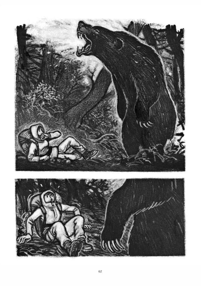 Página Mujer salvaje - 03