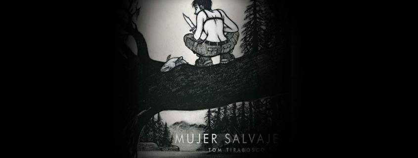 Detalle portada Mujer Salvaje