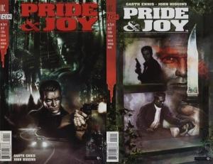 Portada Pride and Joy - 01