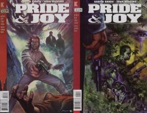 Portada Pride and Joy - 02