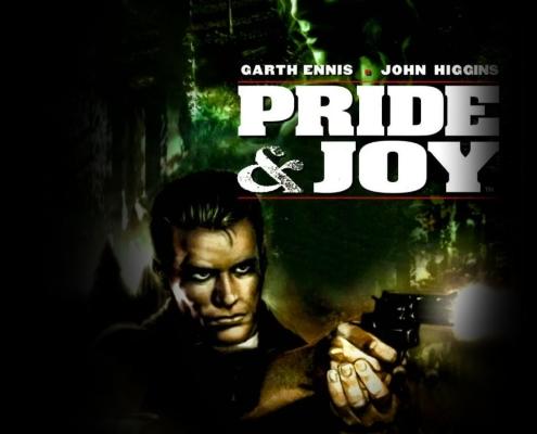 Detalle portada Pride and Joy