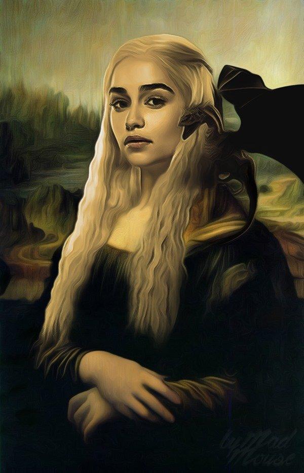 La Gioconda Dothraki