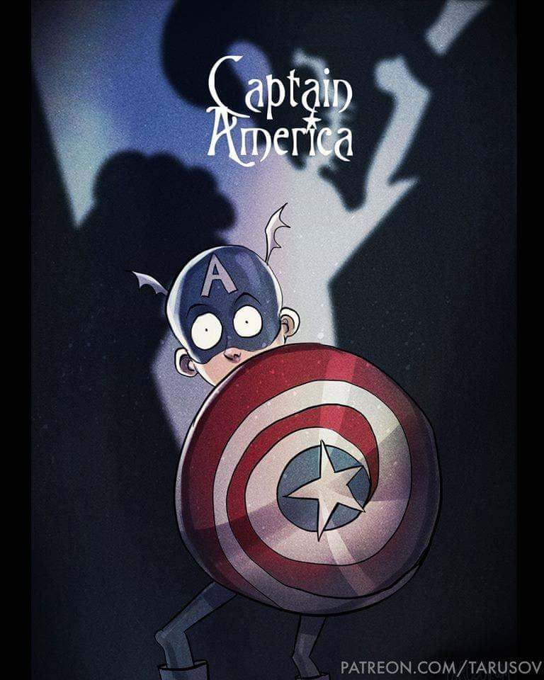 Capitán Ámerica - Tarusov