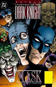 Portada Batman: Mask 1