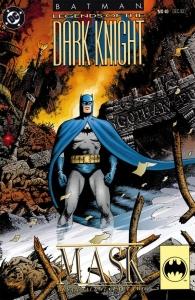 Portada Batman: Mask 2