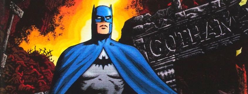 Detalle portada Batman: Mask 2