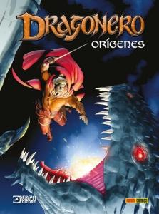 Portada Dragonero: Orígenes