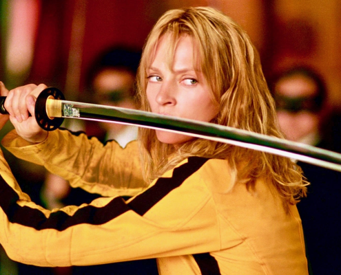 Uma Thurman - Kill Bill