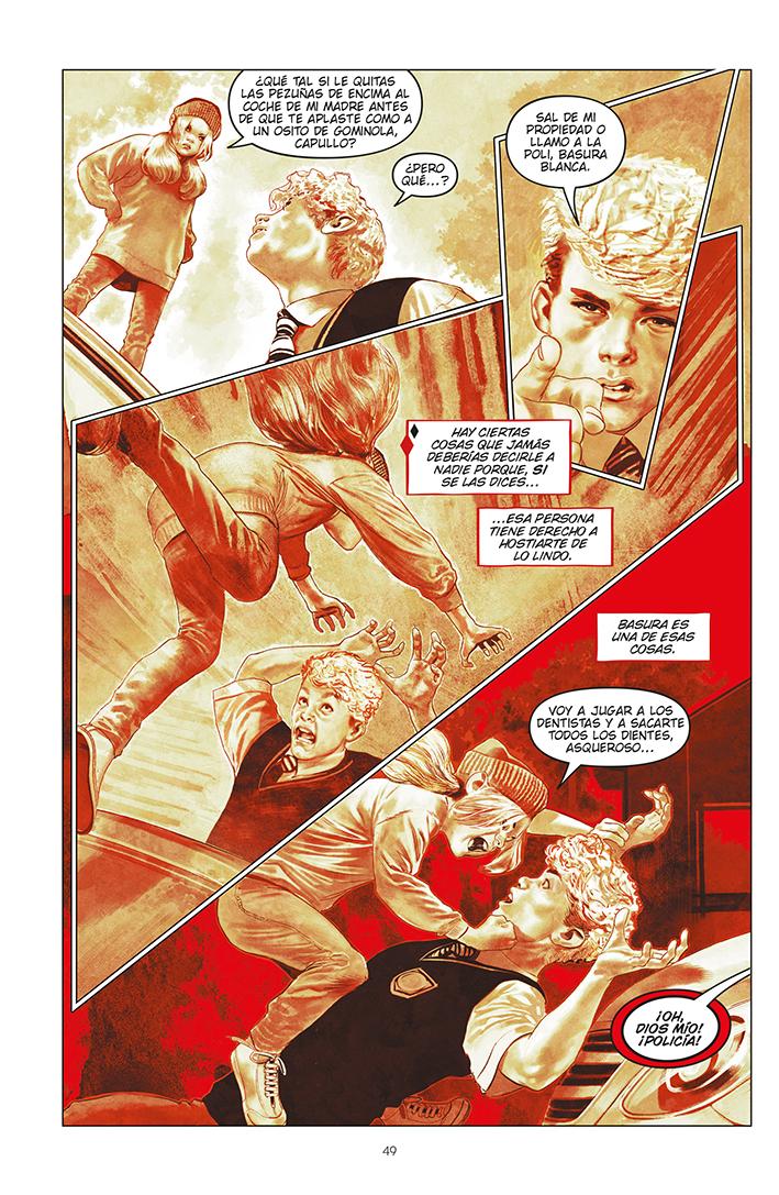 Página Harley Quinn: Cristales rotos - 03
