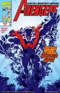 Portada Heroes Return: Los Vengadores - 3
