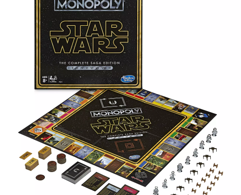 Monopoly Star Wars - 01