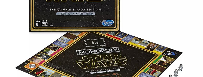 Monopoly Star Wars - 01