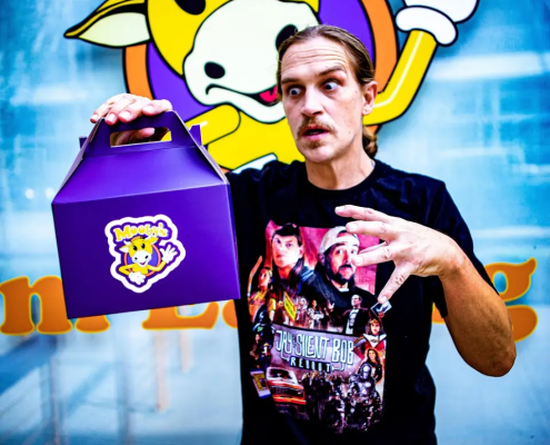 Mooby´s Jason Mewes