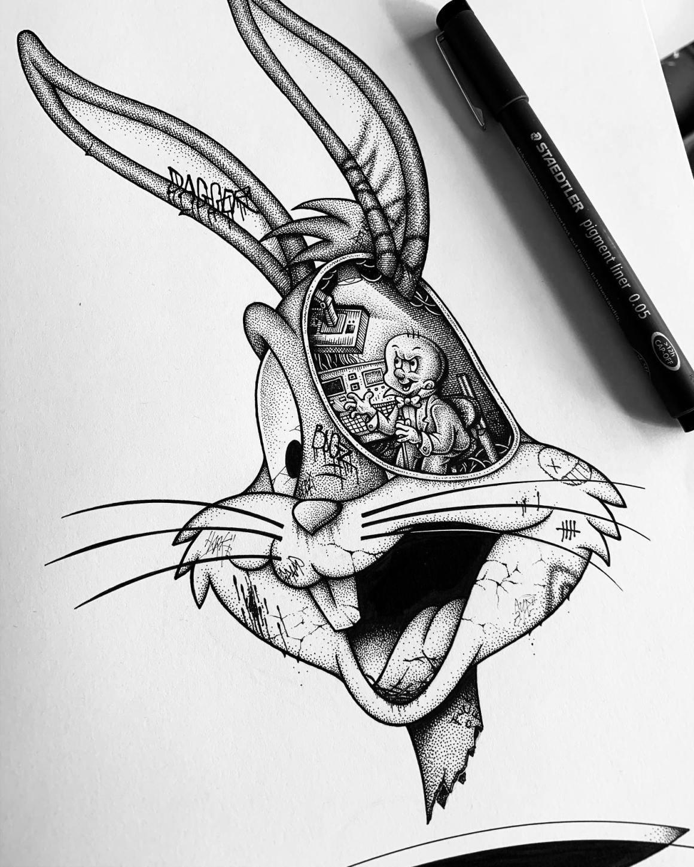 Paul Jackson - Bugs Bunny