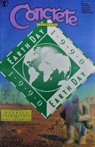 Portada Concrete celebrates Earth Day