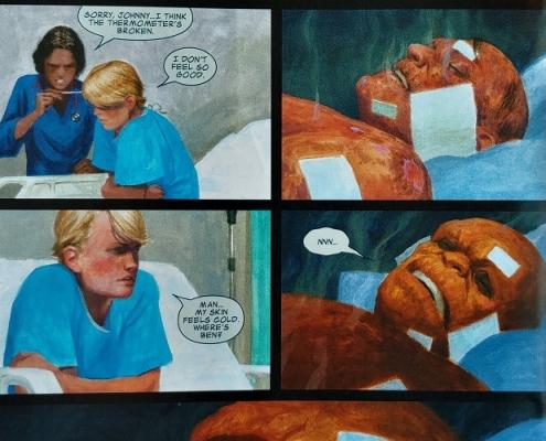 Página Mythos: Fantastic Four - 03