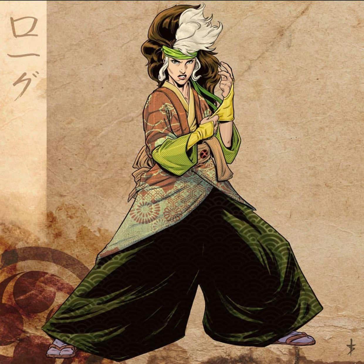 Pícara Samurai