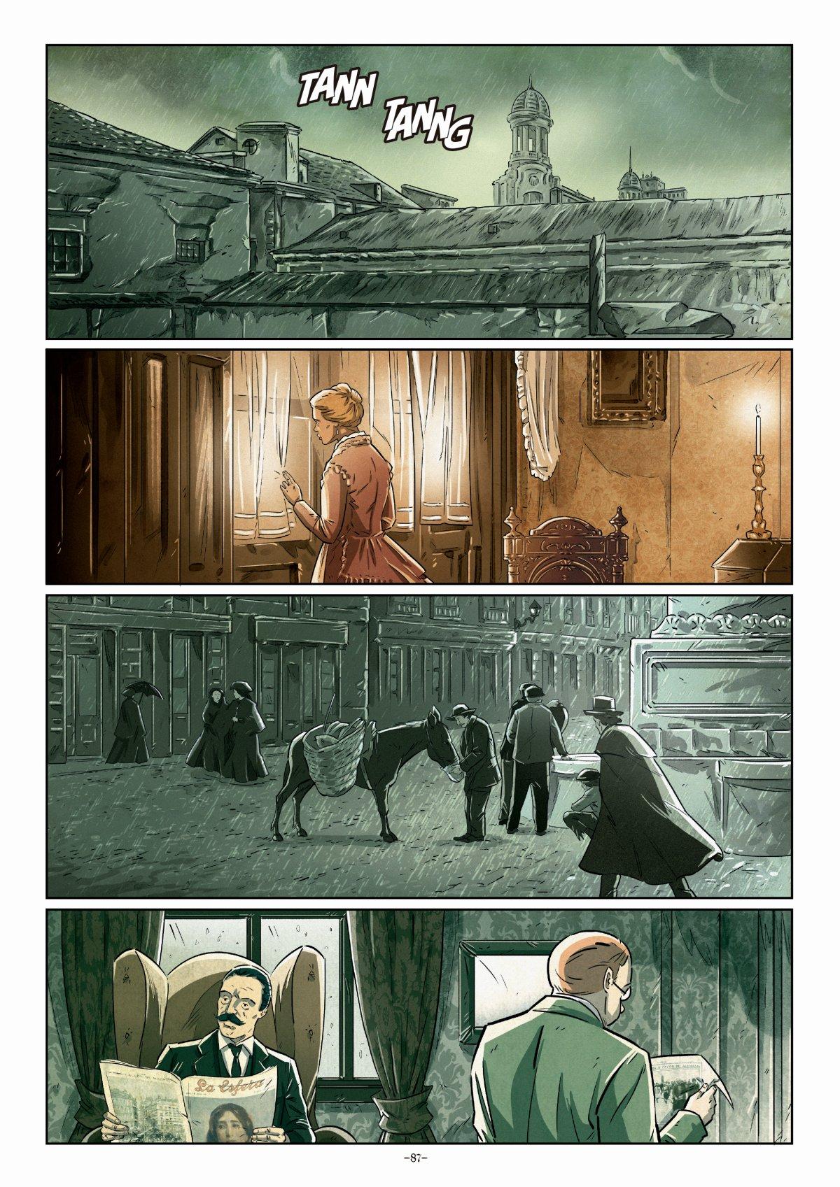 Página Galdós y la miseria - 01