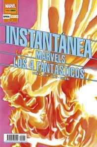 Marvel Snapshots: Los 4 fantásticos