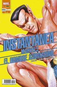 Marvel Snapshots: Namor