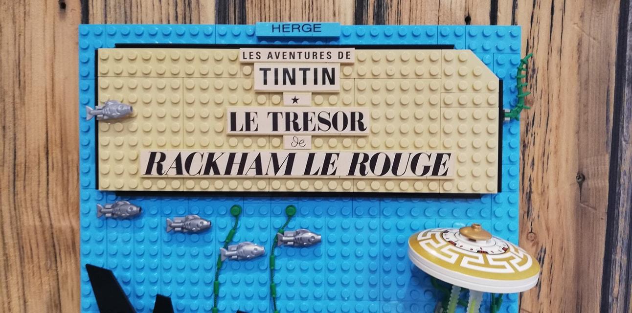 El tesoro de Rackham el Rojo Lego - 02