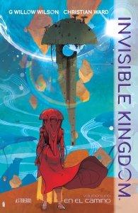 Portada Invisible kingdom 1
