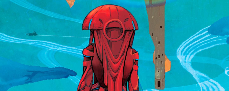 Detalle portada Invisible kingdom 1