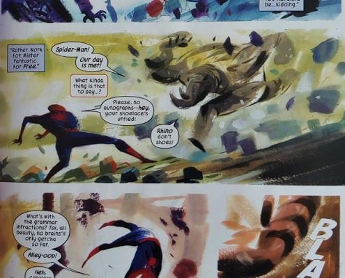 Página Marvel 1 - 03