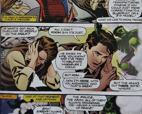 Página Marvel 1 - 04