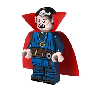 Minifigura Doctor Extraño
