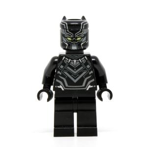 Minifigura Pantera Negra