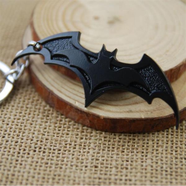 Llavero logo de Batman