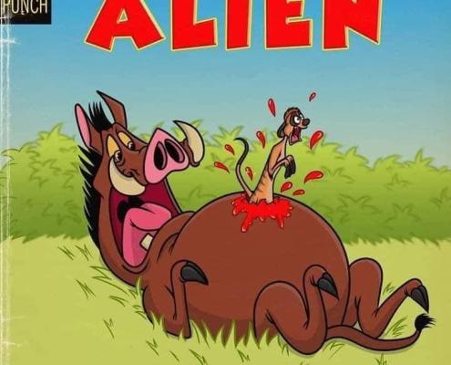 Alien - Disney (01)