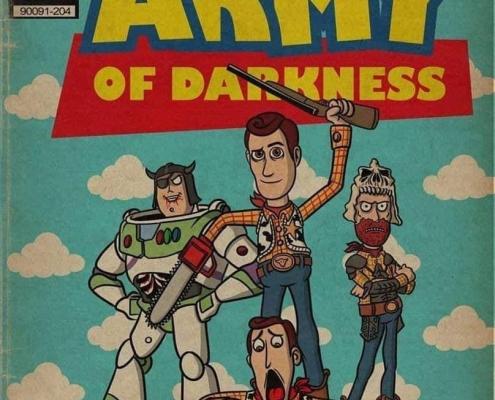 Army of Darkness - Disney