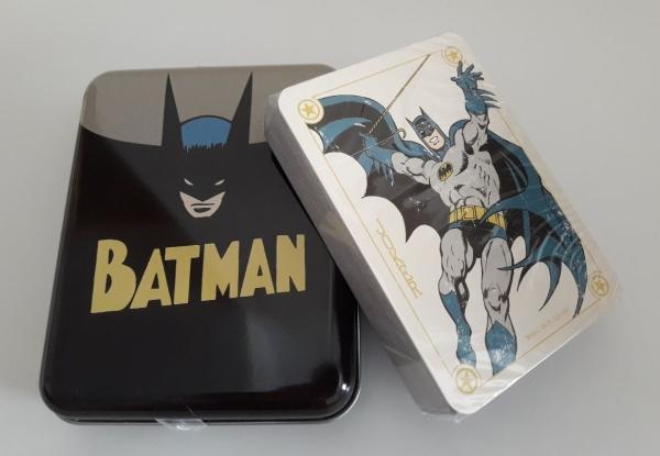 Baraja de cartas Batman