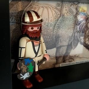 Playmobil Alberto Durero - Enmarcado para coleccionistas