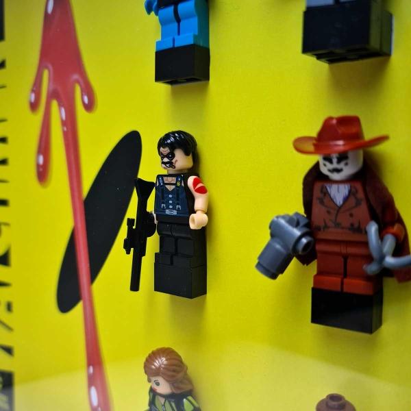 Cuadro de minifiguras Watchmen