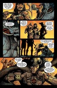 Página King Size Conan 1 - 01