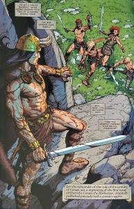 Página King Size Conan 1 - 02