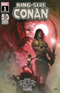 Portada King Size Conan 1