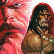 Detalle portada King Size Conan 1