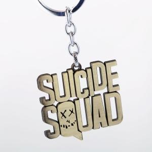 Llavero logo Escuadrón Suicida