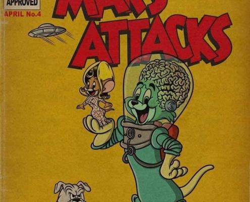 Mars Attacks - Disney